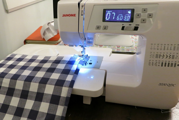 Janome 2030 sewing machine for mommydo